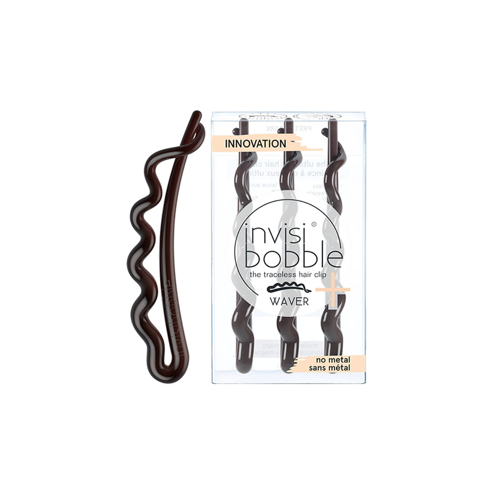 Invisibobble Waver Pretty Dark
