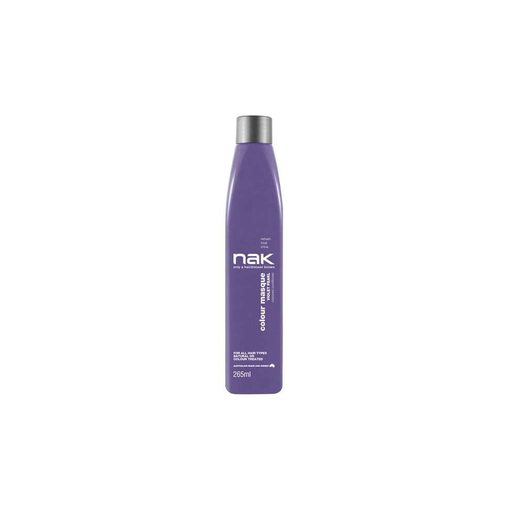 Nak Colour Masque Violet Pearl Conditioner 265ml