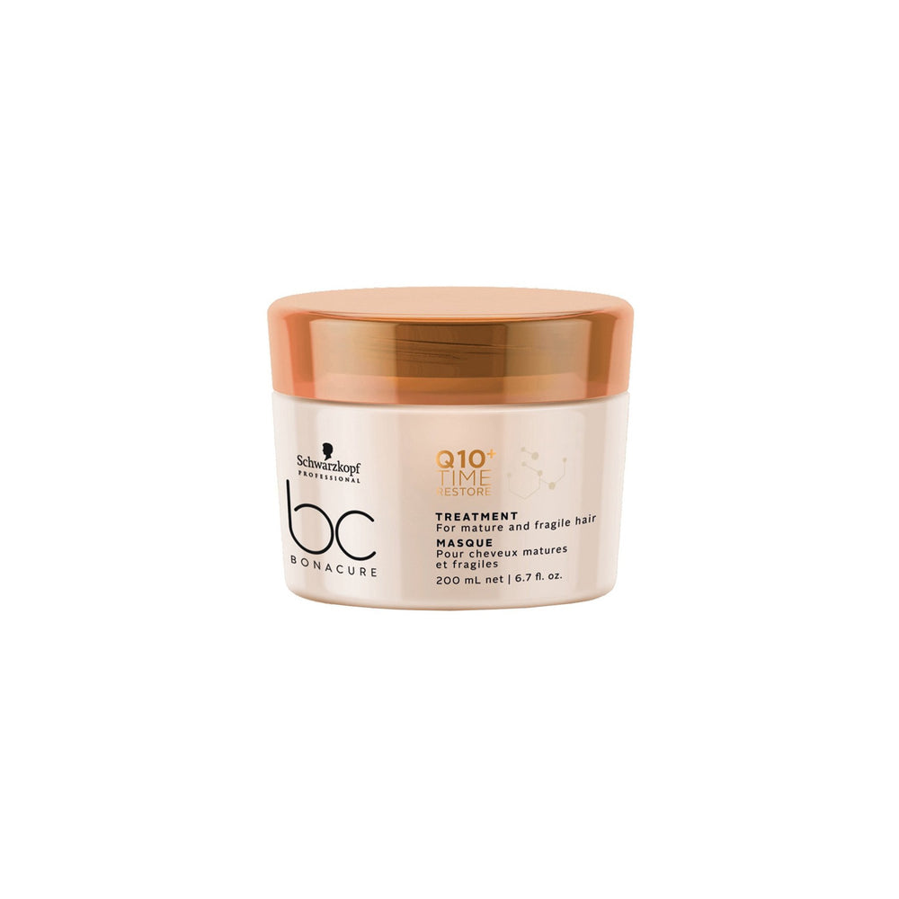 Load image into Gallery viewer, Schwarzkopf BC Q10+ Time Restore Treatment 200ml