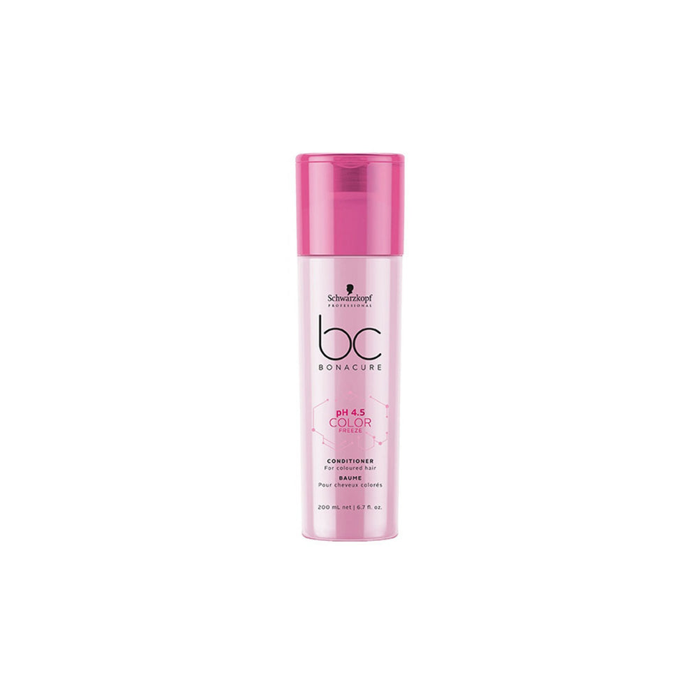Schwarzkopf BC pH 4.5 Color Freeze Conditioner 200ml