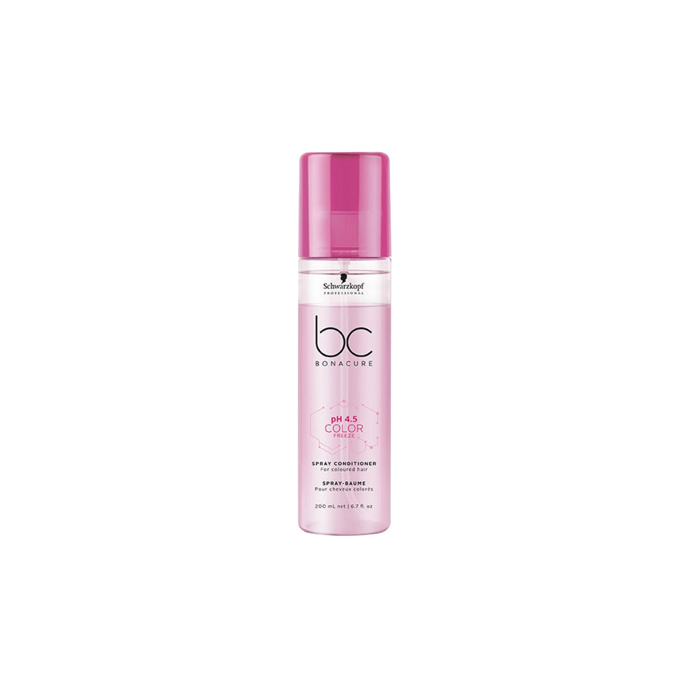 Schwarzkopf BC pH 4.5 Color Freeze Micellar Spray Conditioner 200ml