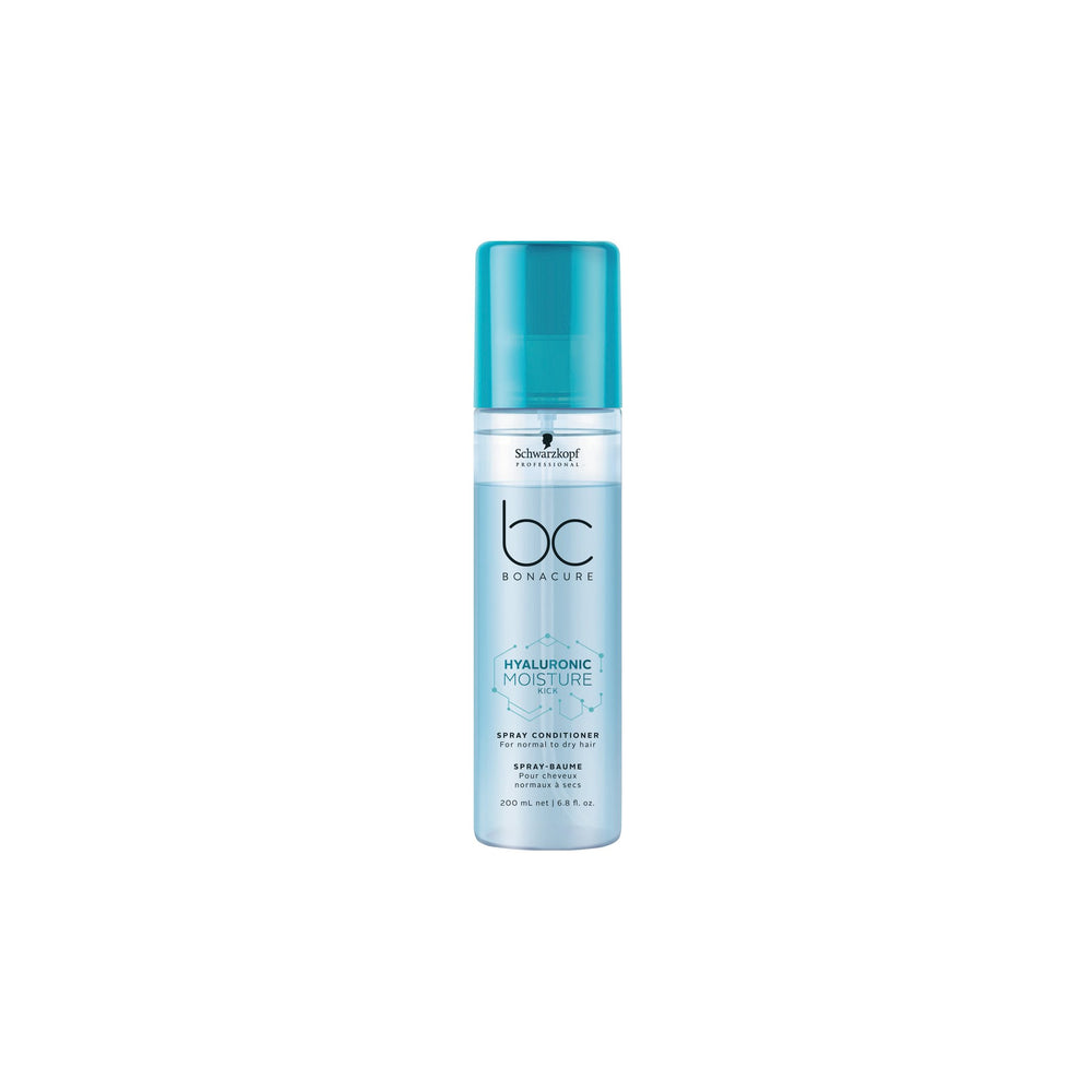 Schwarzkopf BC Hyaluronic Moisture Kick Spray Conditioner 200ml