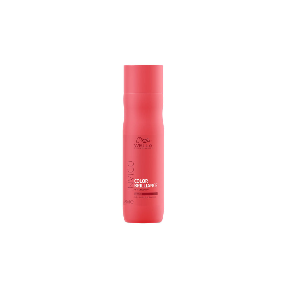 Wella Professionals Invigo Brilliance Shampoo Thick 250ml