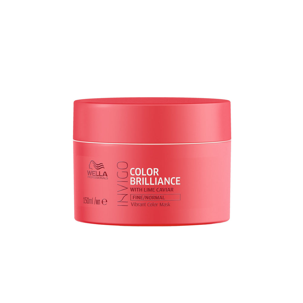 Wella Professionals Invigo Brilliance Mask Fine 150ml