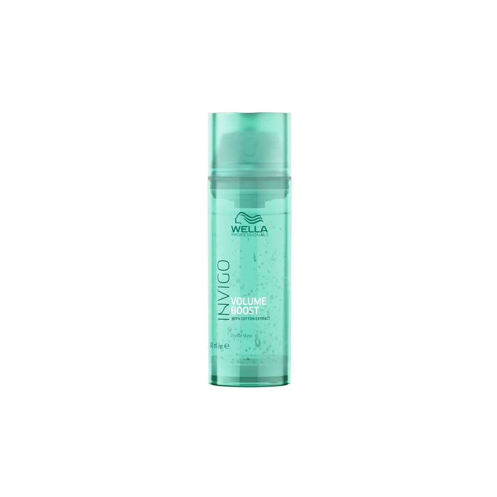 Load image into Gallery viewer, Wella Professionals Invigo Volume Boost Crystal Mask 14ml