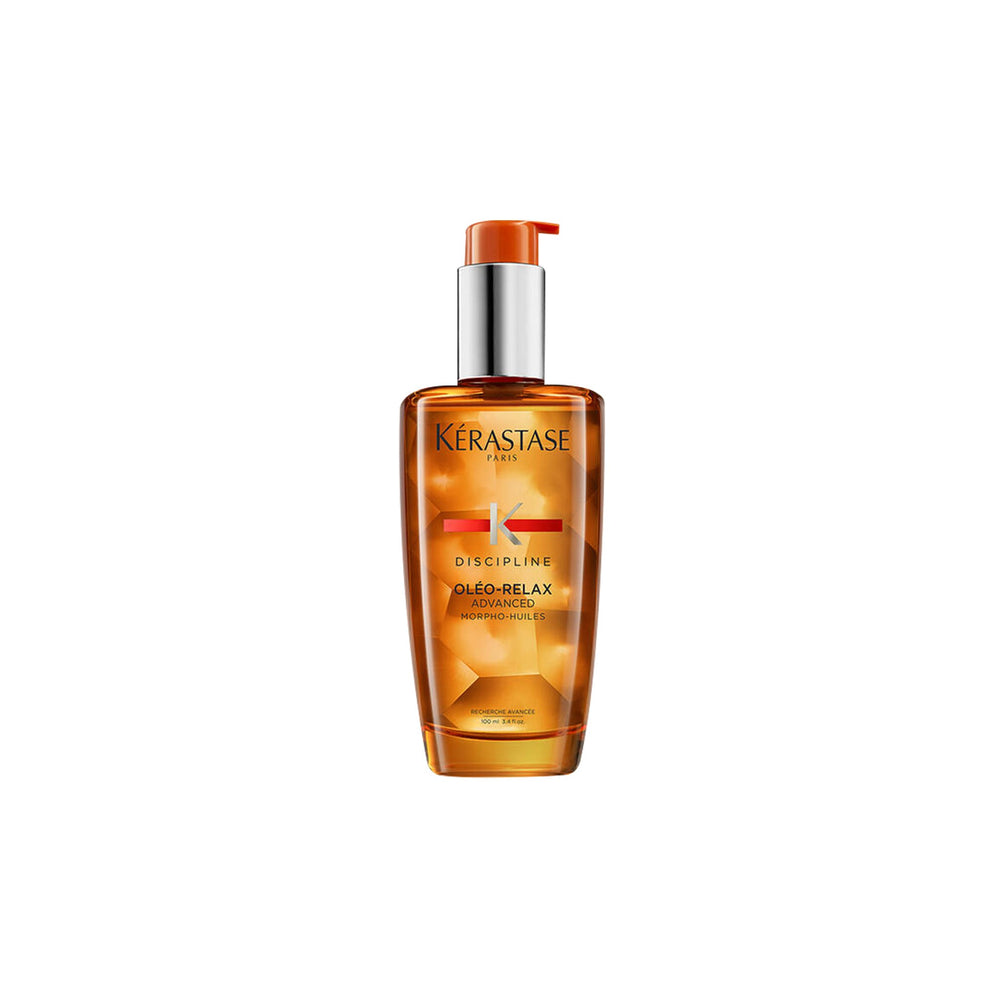 Load image into Gallery viewer, Kerastase Discipline Oleo-Relax Advanced Hair Oil 100ml