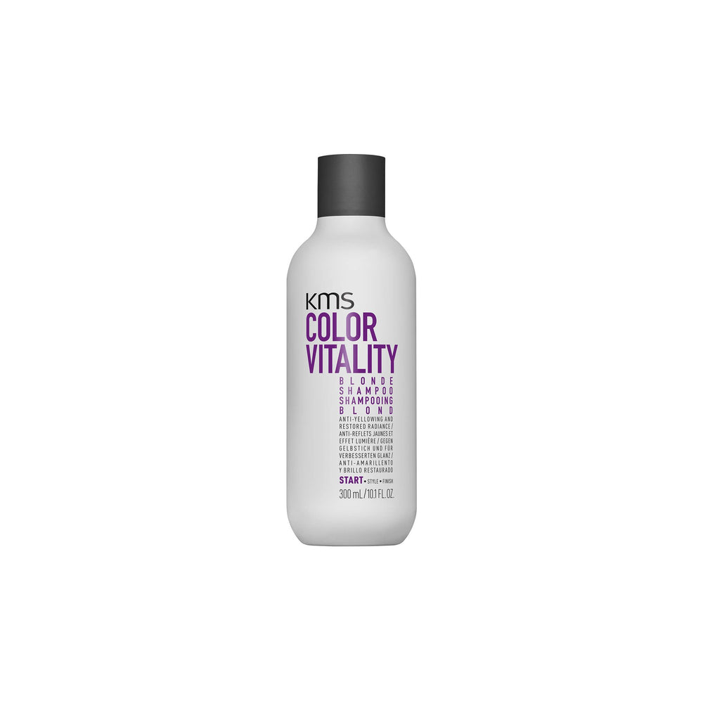 Load image into Gallery viewer, Kms California Color Vitality Blonde Shampoo 300ml