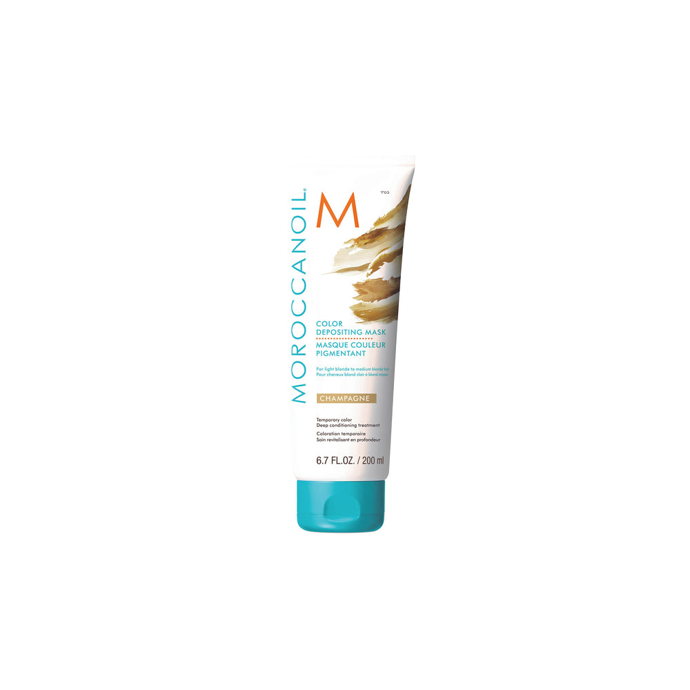 Moroccanoil Color Depositing Mask 200ml - Champagne