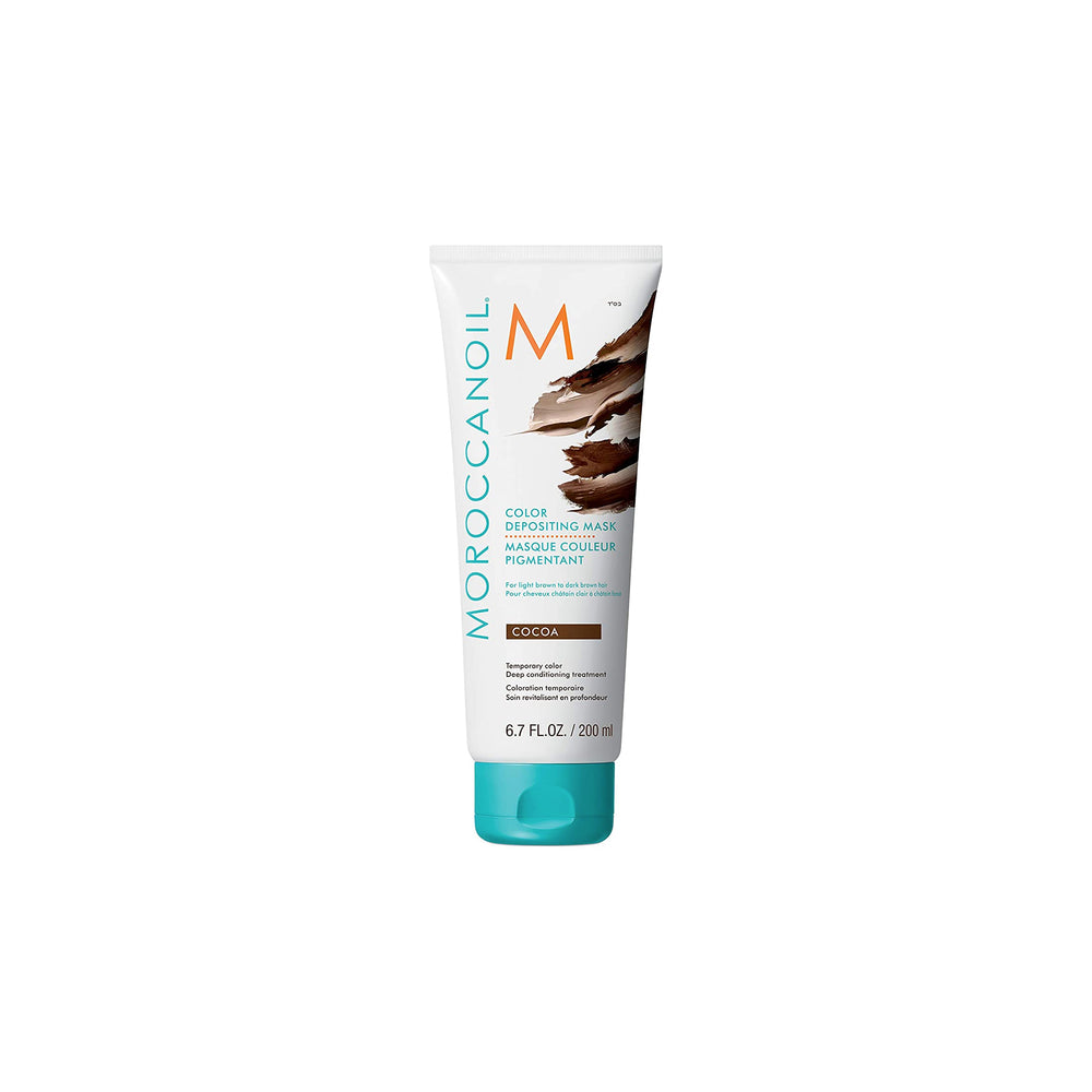Load image into Gallery viewer, Moroccanoil Color Depositing Mask 200ml - Cocoa