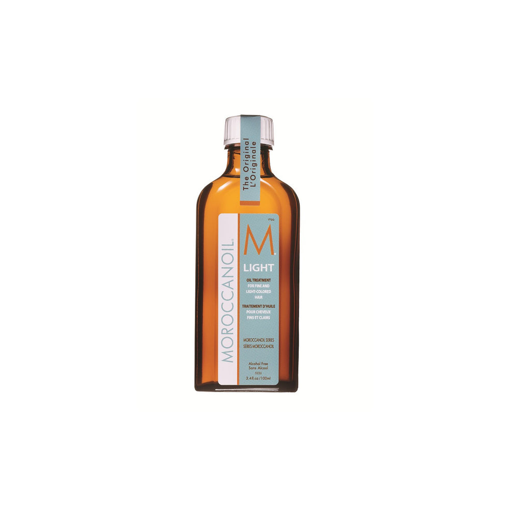 Moroccanoil Light Oil Treatment for Fine and Light-Coloured Hair 100ml