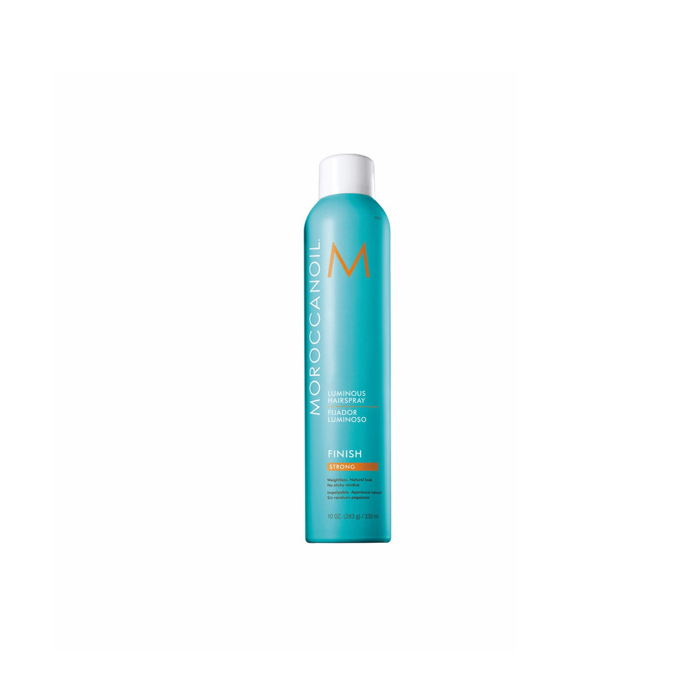 Load image into Gallery viewer, Moroccanoil Luminous Hairspray Strong 330ml