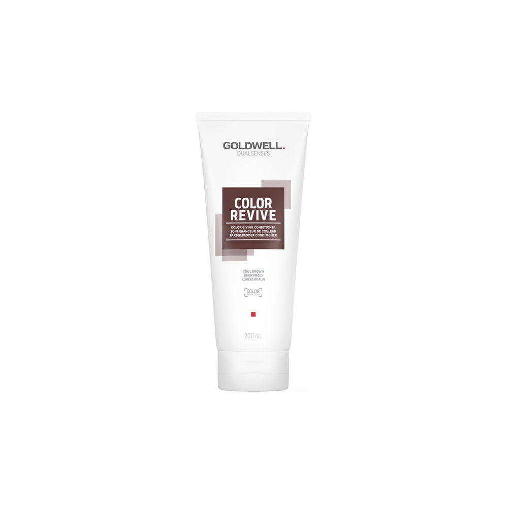 Goldwell Dualsenses Color Revive Color Giving Conditioner 200 ml - Cool Brown