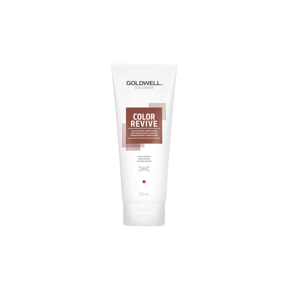 Goldwell Dualsenses Color Revive Color Giving Conditioner 200 ml - Warm Brown