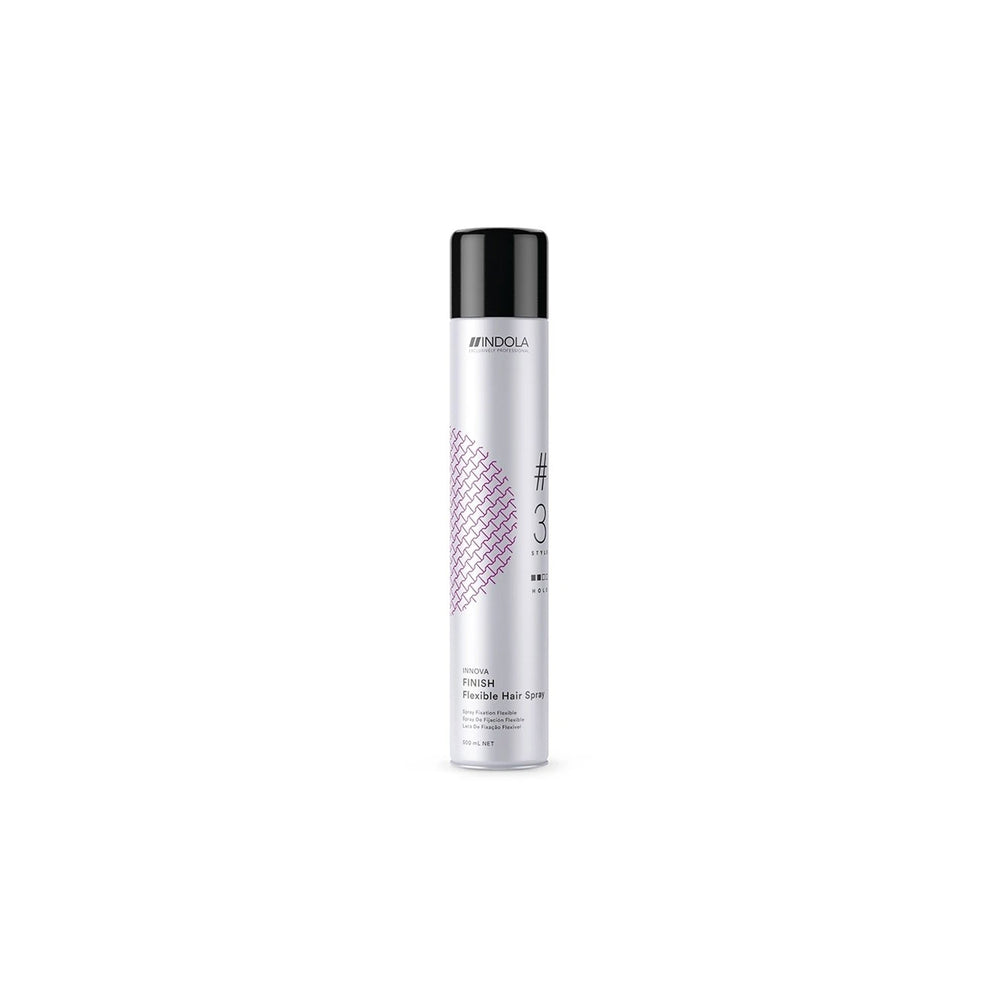 Indola Innova Finish Flexible Hair Spray 500ml