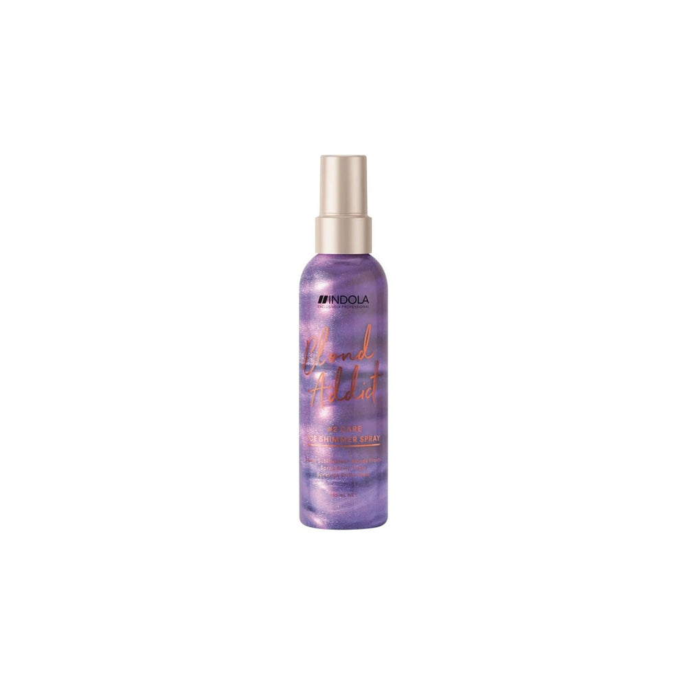 Load image into Gallery viewer, Indola Innova Blond Addict Ice Shimmer Spray 150ml