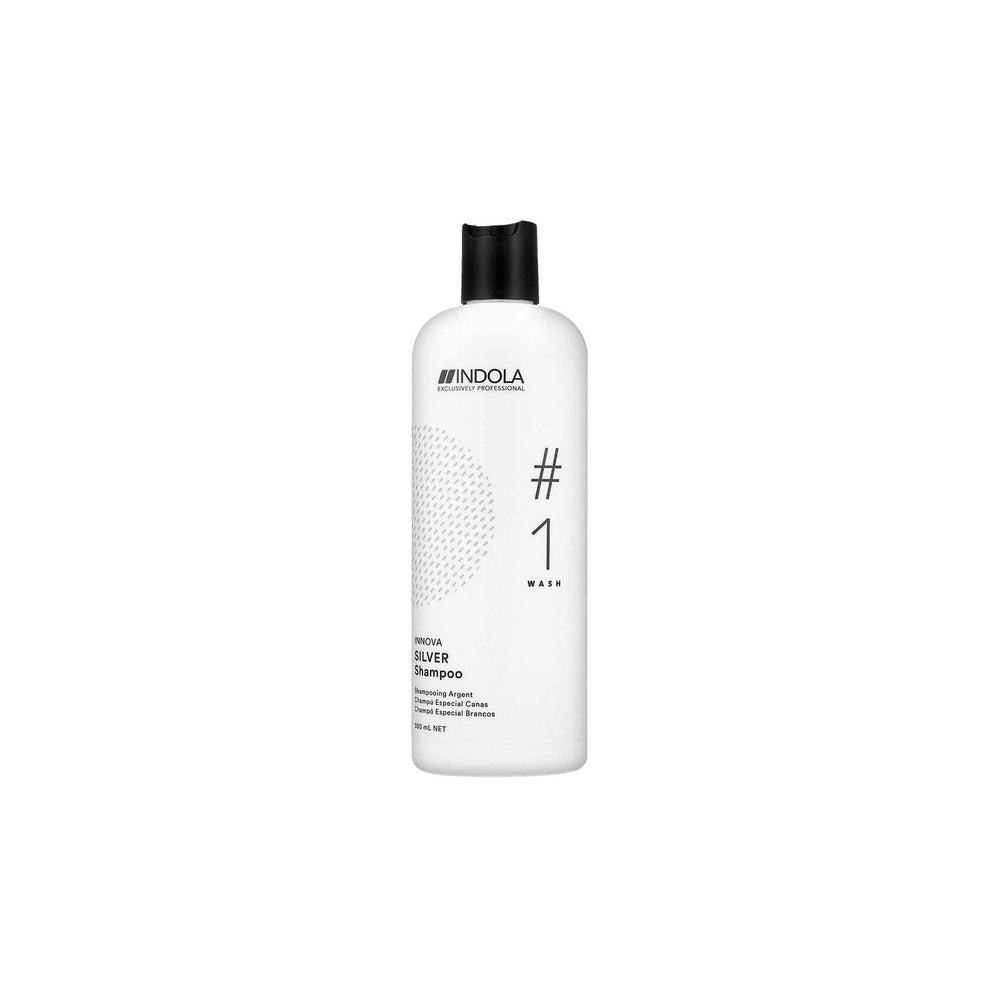 Load image into Gallery viewer, Indola Innova Silver Shampoo 300ml