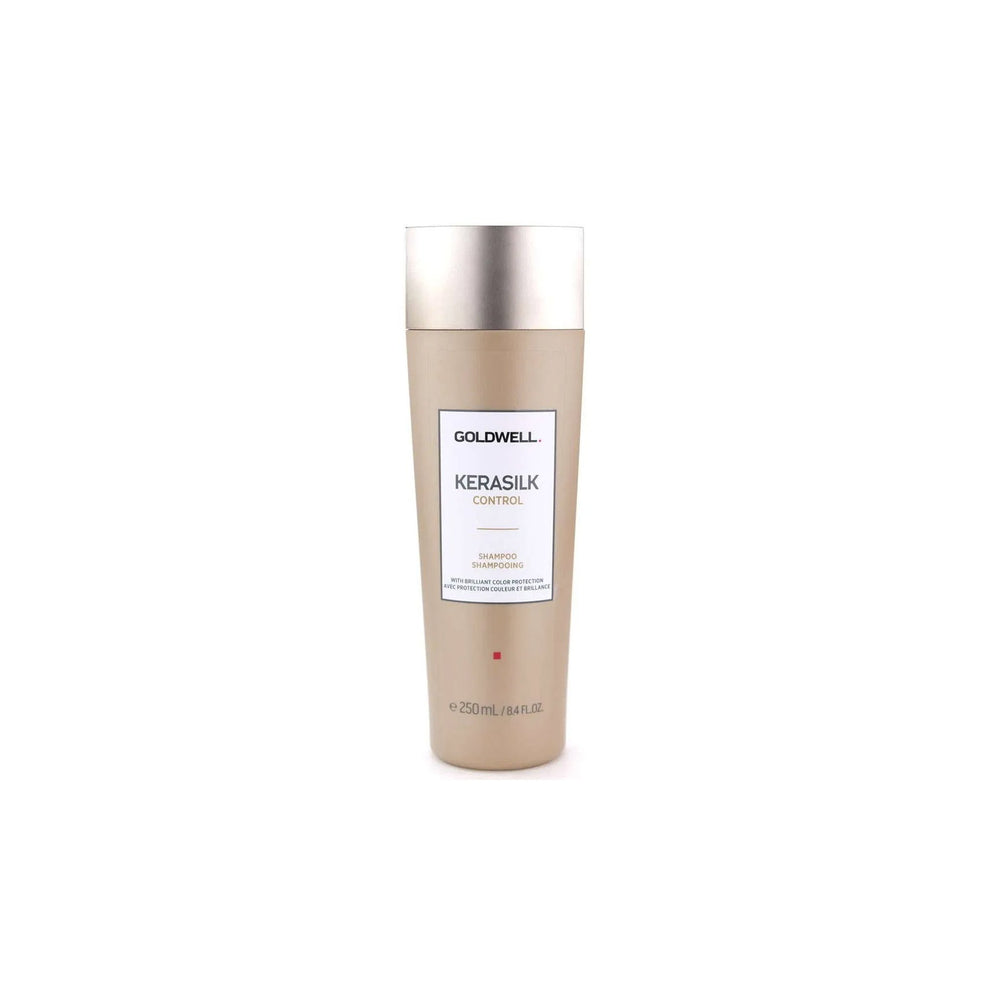 Load image into Gallery viewer, Goldwell Kerasilk Control Shampoo 250ml