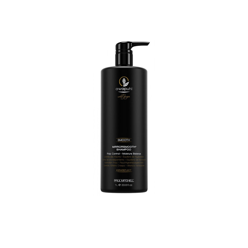 Load image into Gallery viewer, Paul Mitchell Mirrorsmooth Shampoo 1L