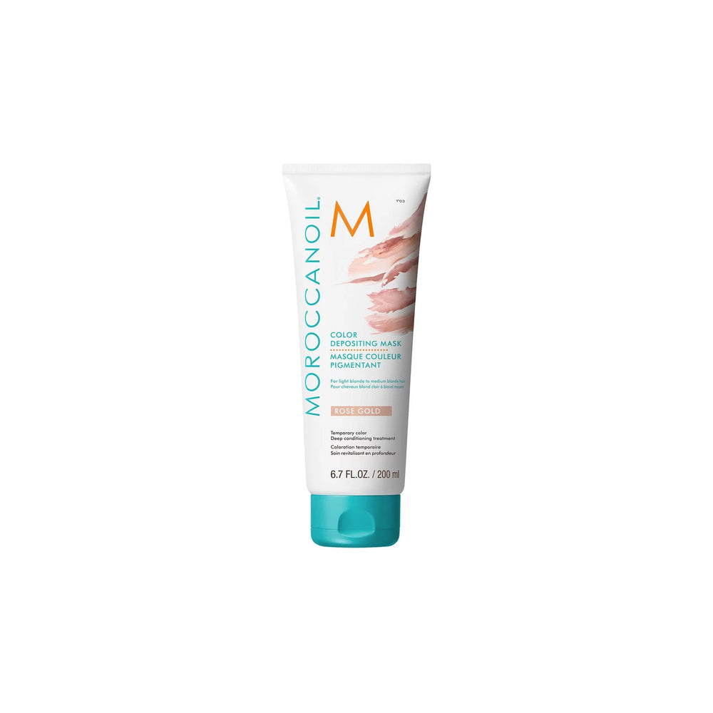 Load image into Gallery viewer, Moroccanoil Color Depositing Mask 200ml - Rose Gold