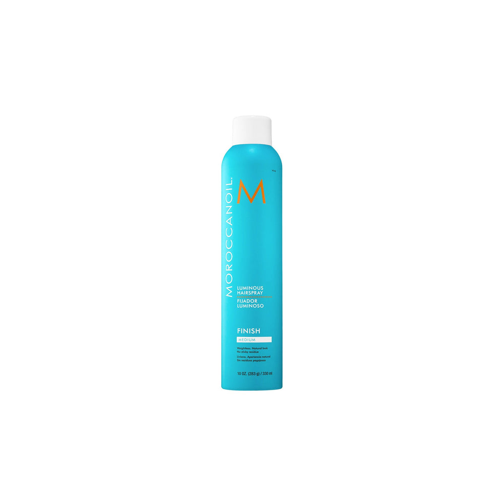 Load image into Gallery viewer, Moroccanoil Luminous Hairspray Medium 330ml