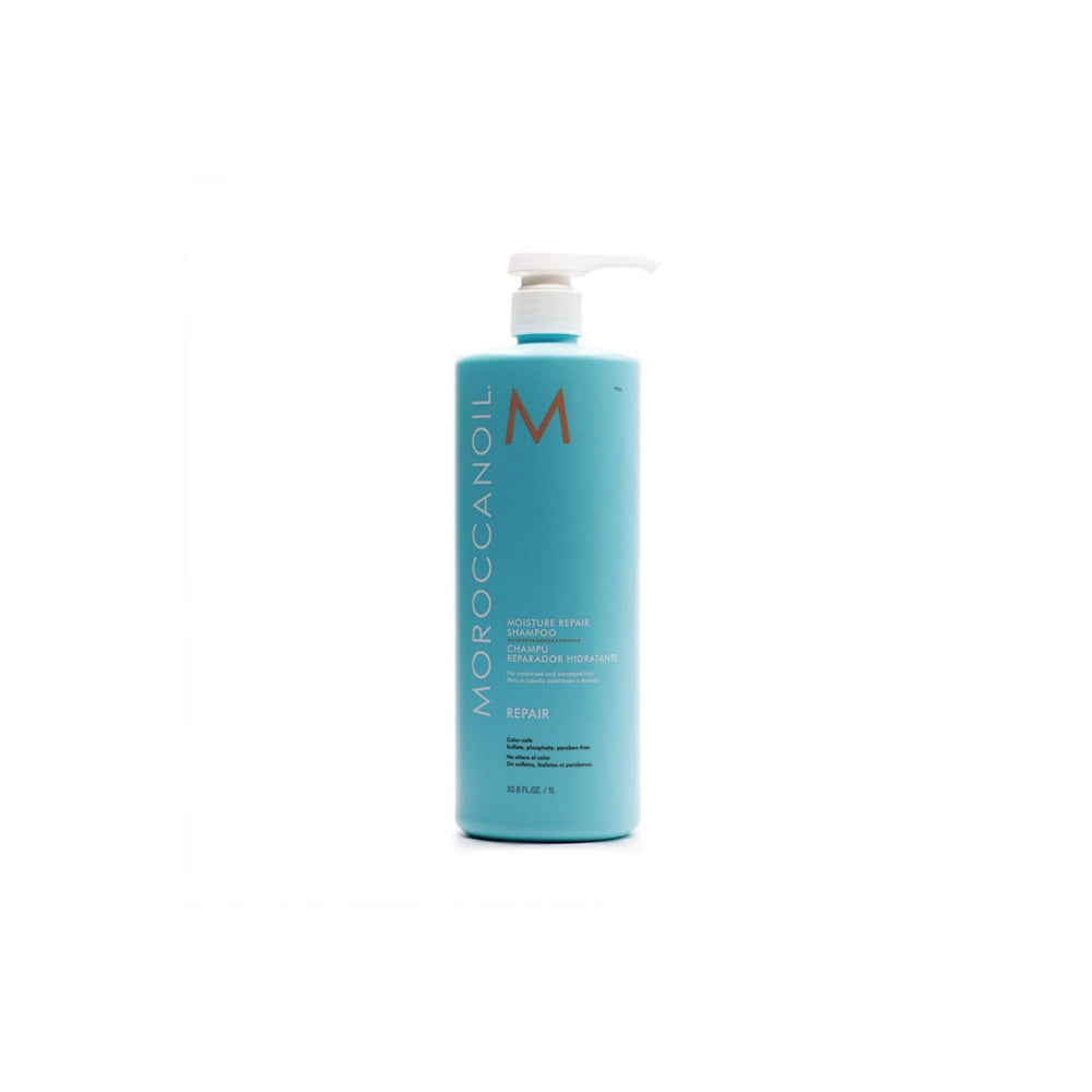 Load image into Gallery viewer, Moroccanoil Moisture Repair Shampoo 1000ml