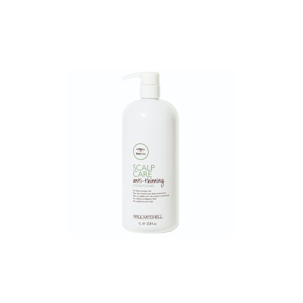 Paul Mitchell Tea Tree Scalp Care Anti-Thinning Conditioner 1L