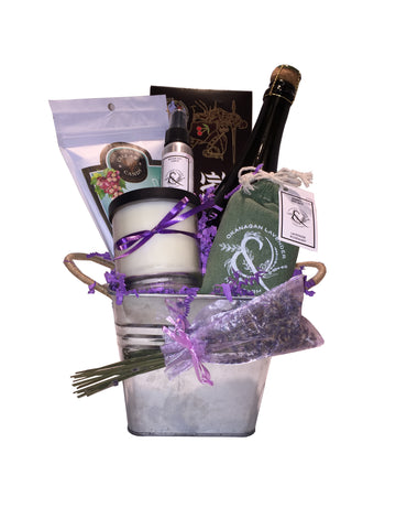 Bath & Bubbles Spa Basket