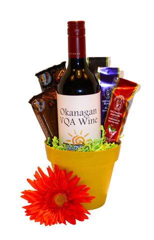 Wine Chiller & Chocolates