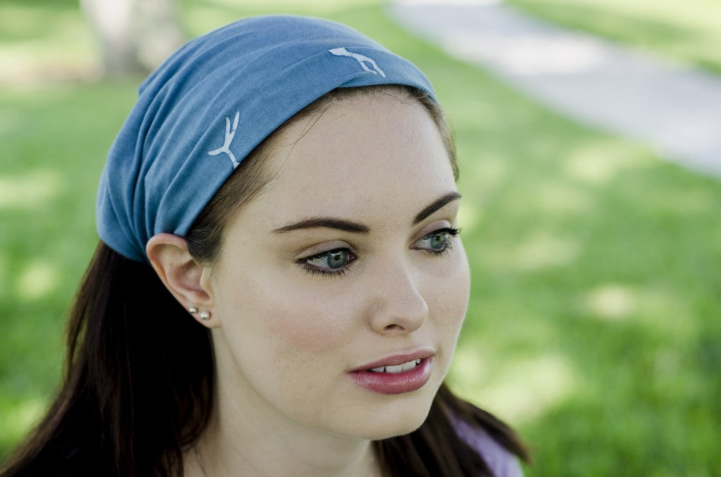 Head Wrap - Cotton Gauze