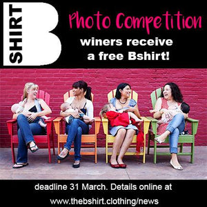 The Bshirt's Breastfeeding Photo Competition!