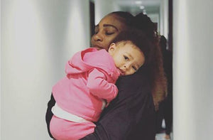 Serena Williams Cried When She Stopped Breastfeeding upon Return to Tennis