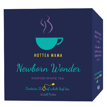 HotTea Mama - Newborn Wonder