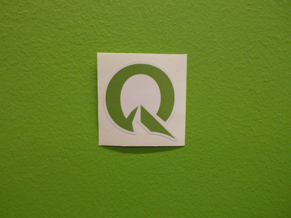 Quest Sticker (small plain Q)