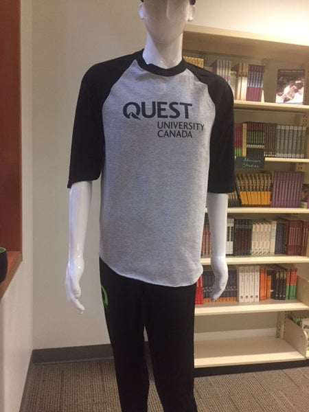 Quest Baseball Shirts