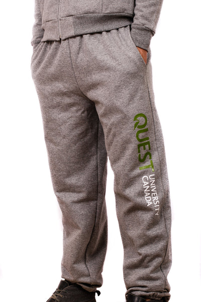 Quest Unisex Jogging Pants - Grey