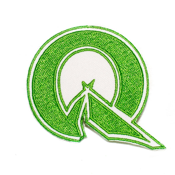 Quest Iron On or Sew On Patch
