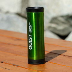 Quest Stainless Steel Travel Mug 16oz.