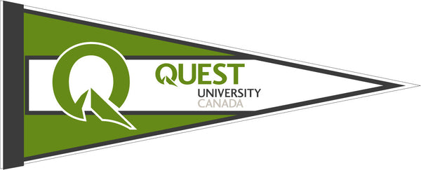 "Quest Pennants-Flags - Small 6""x15"""