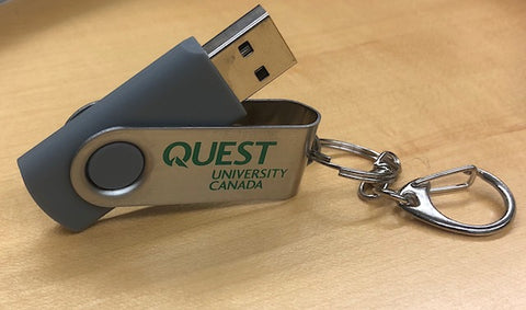 Quest USB Flashdrive (4GB)