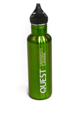 Quest Stainless Steel Water Bottle 24oz.