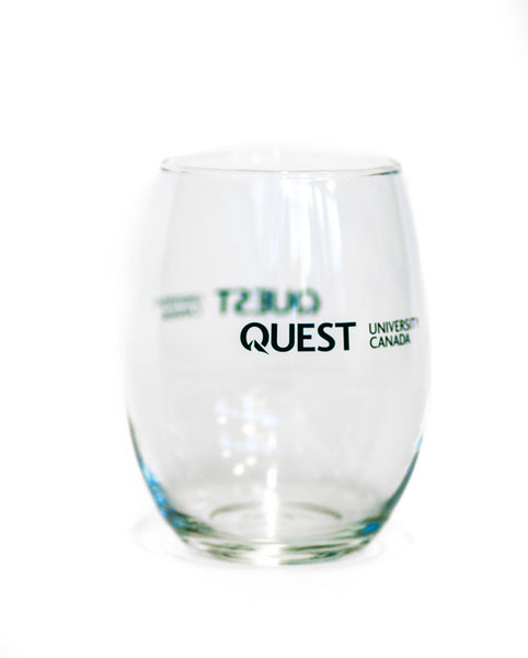 Quest Stemless Wine Glass