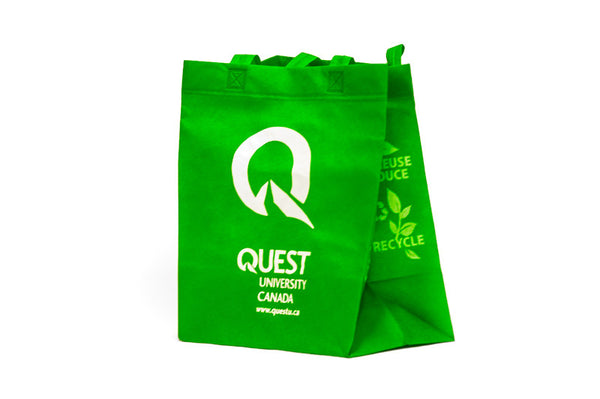 Quest Market Tote - Reusable Grocery  Bag