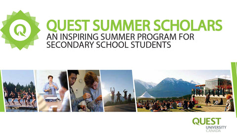 Quest Summer Scholars