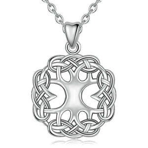 Collier Arbre de Vie Celtique