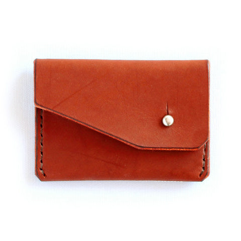 Vehicle Document Sleeve, Mohogany