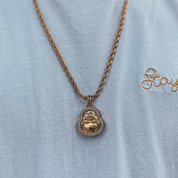 Laughing Buddha Chain