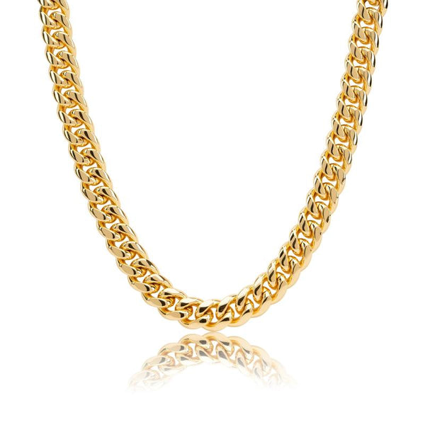 Local Cuban Link Chain (Gold)