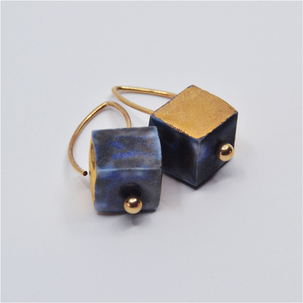Little Cube Earrings