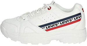 Sneakers Levi's Soho White