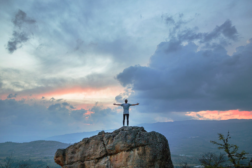 achieving success with good habits